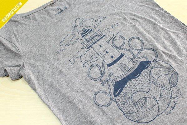 Camisetas de marabunta