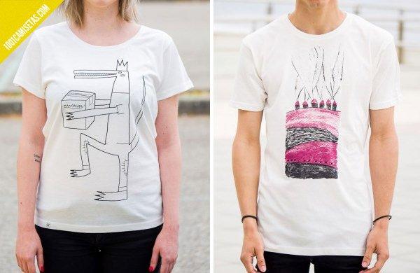 Camisetas mandacaru