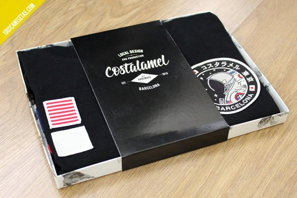 Packaging costalamel