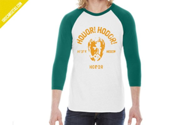 Camisetas hodor game of thrones