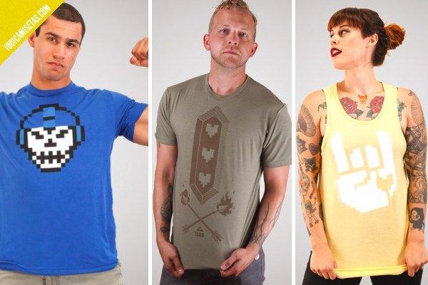 Camisetas rockhart
