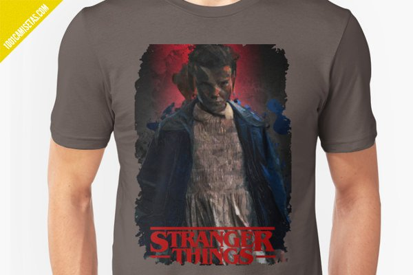 Camiseta elle stranger things