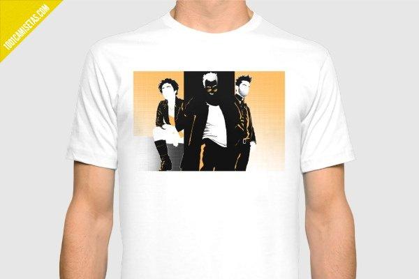Camiseta predicador