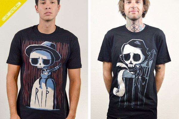 Camisetas akumu poe