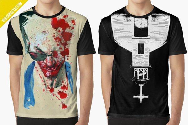 Camisetas cassidy preacher