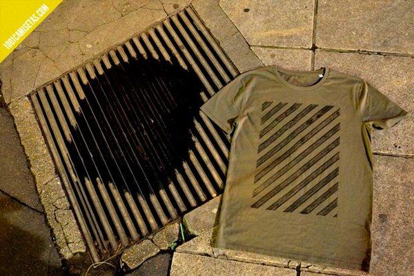 Camisetas de raubdruckerin