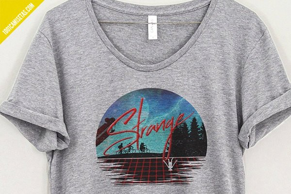 Camisetas vintage stranger things