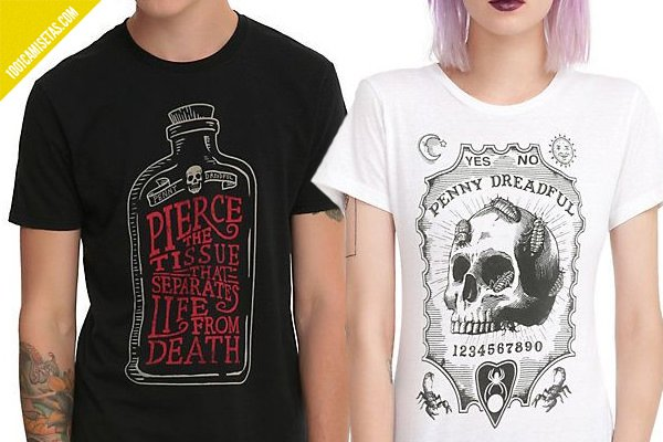 T-shirts penny dreadful