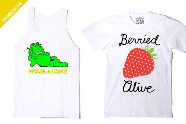 Camisetas chiste seibei