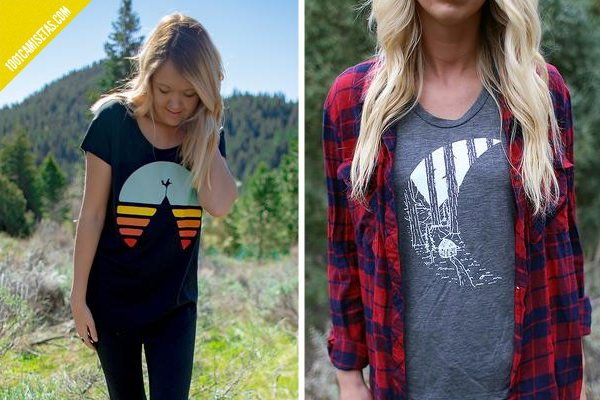 Camisetas montana indy brand