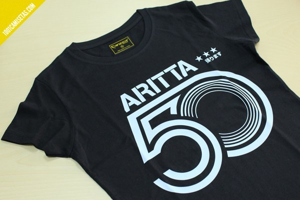 Camisetas Aritta japan