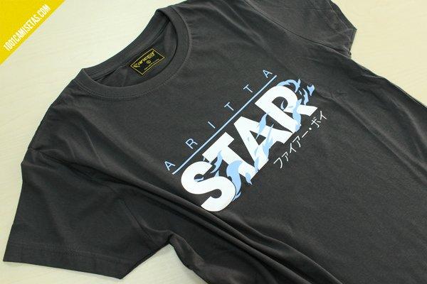 Camisetas fashionwear aritta