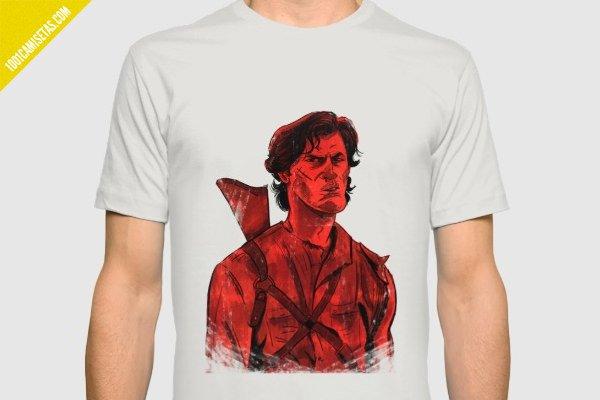 Camiseta bruce campbell