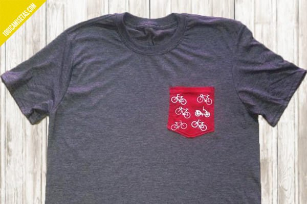 Camiseta ciclismo be active