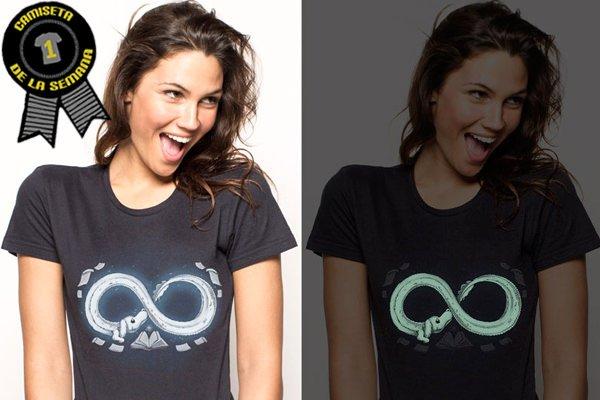 Camiseta semana neverending infinity