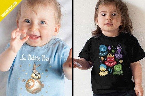 Camisetas frikis infantiles lola camisetas