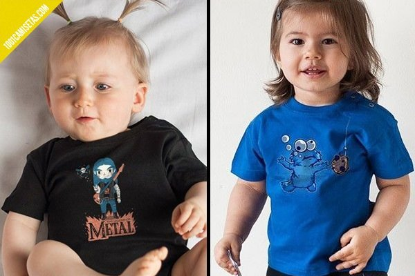 Camisetas ninos lola camisetas