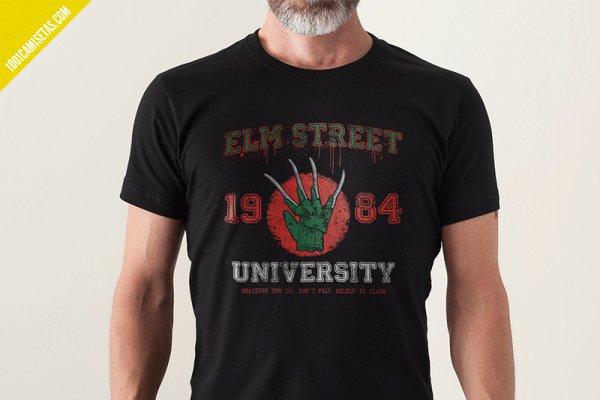 Camisetas pesadilla elm street