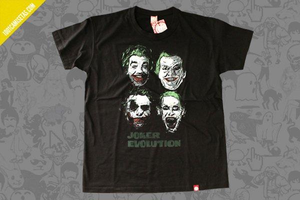 Camiseta joker evolution sr miyagi