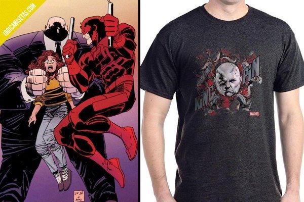 Kingpin vs Daredevil