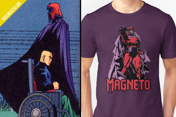 Magneto vs X-men