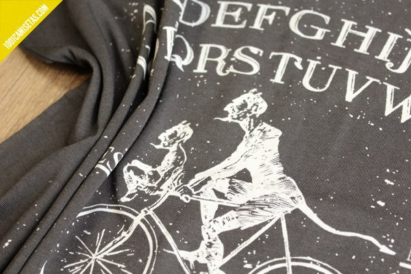 Camiseta ouija cosmonauta