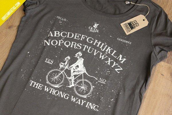 Camisetas ecologicas la cosmonauta