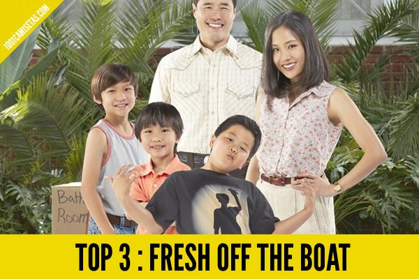 Camisetas fresh off the boat
