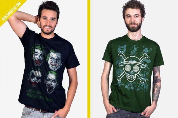 Camisetas señor miyagi