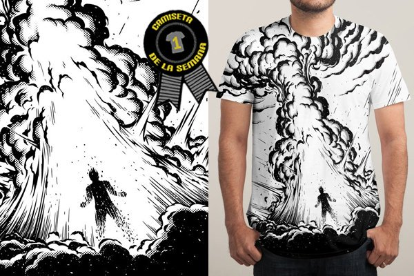 Camiseta semana explosion