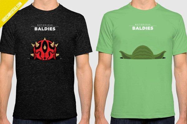 Camisetas stars wars