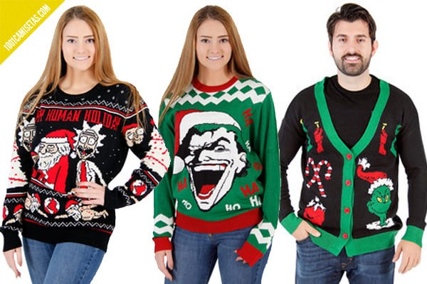 Christmas sweaters tv store