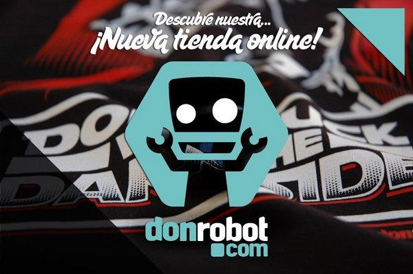 Tienda online don robot