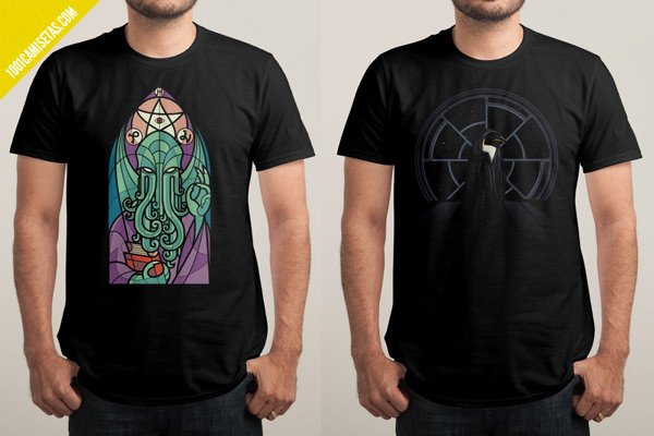 Camiseta cthulu threadless