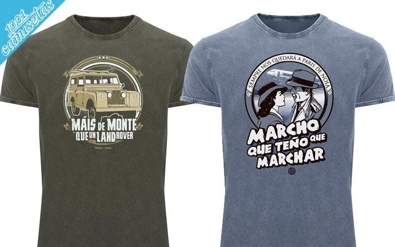 camisetas divertidas galicia