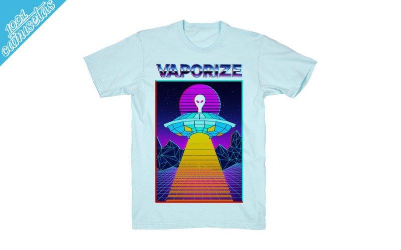 Camisetas de los 80s y 90s