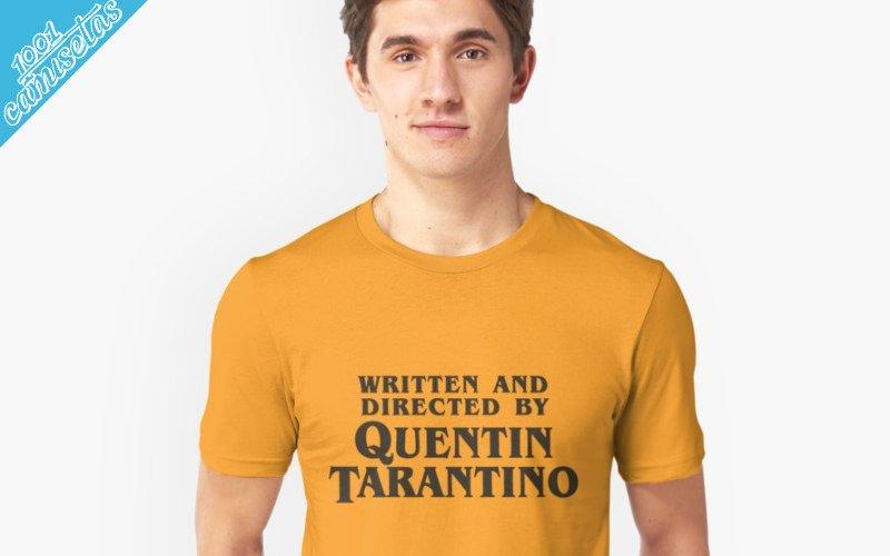 Camisetas de tarantino