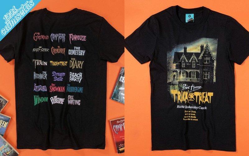 camisetas para Halloween