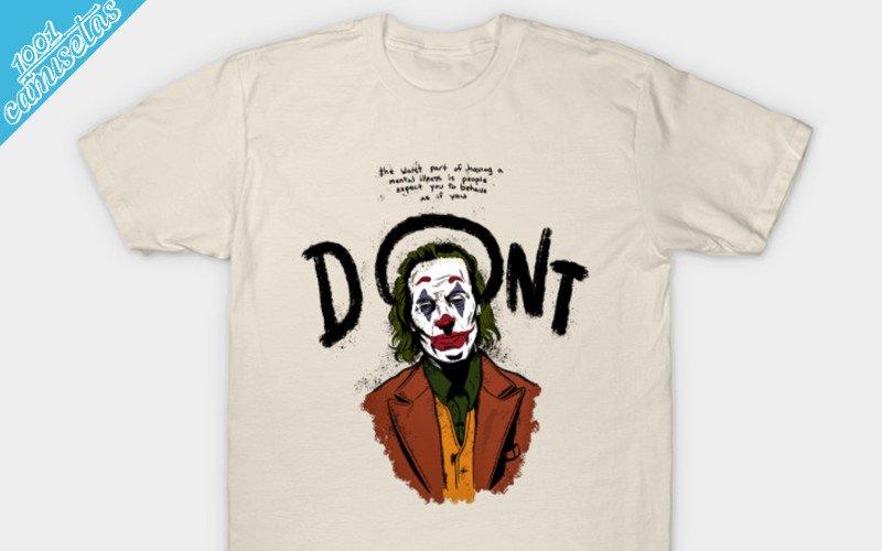 camisetas de Joker
