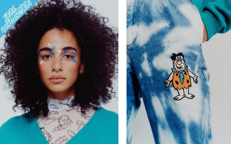 The Flintstones x Lazy Oaf